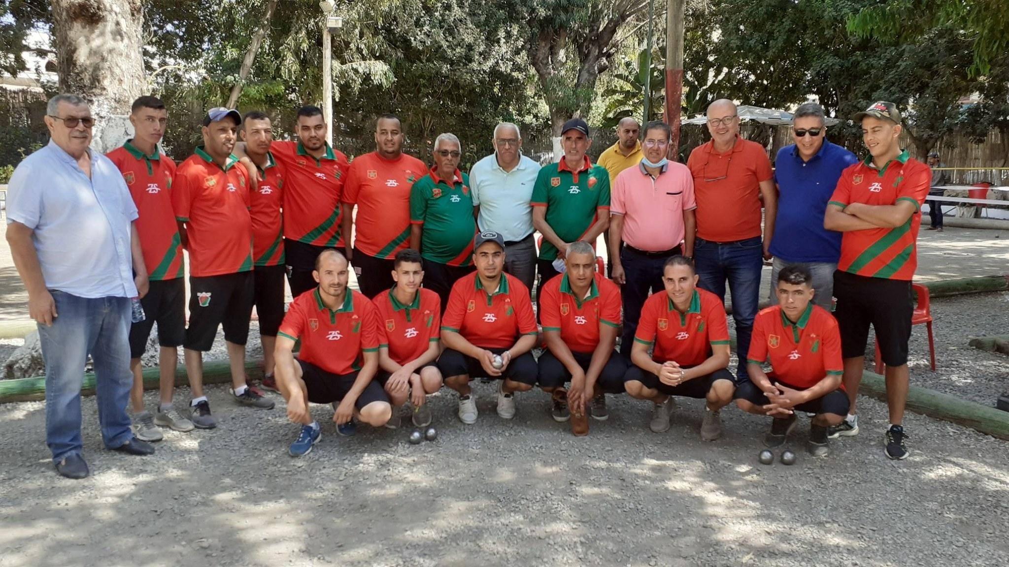 IConcentration Seniors-Hommes du 17 au 20/09/2021 à Rabat